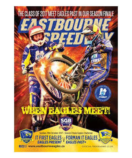 Eastbourne Eagles Programme