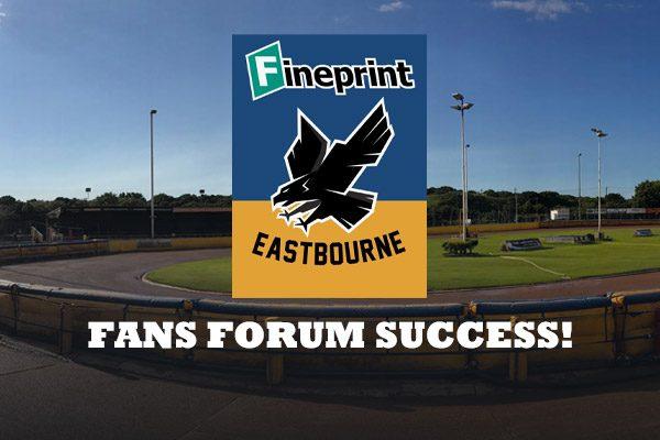 Eastbourne-Eagles-Fans-Forum-Success