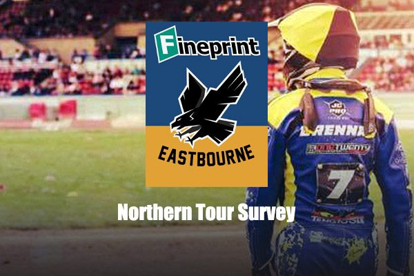 Eastbourne-Eagles-Northern-Tour-Survey