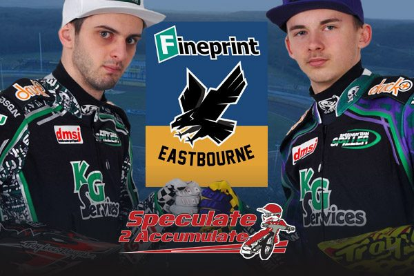 Eastbourne Eagles Daniel and Ethan Spiller become full assets of Eastbourne Speedway.
