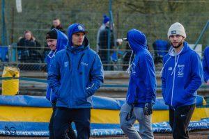 Team Track Walk