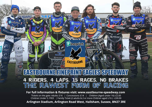 Eastbourne Eagles Speedway Team