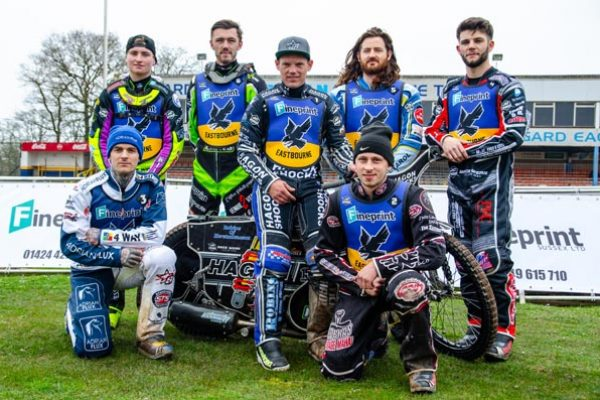 Eastbourne Eagles_2019_The Eagles