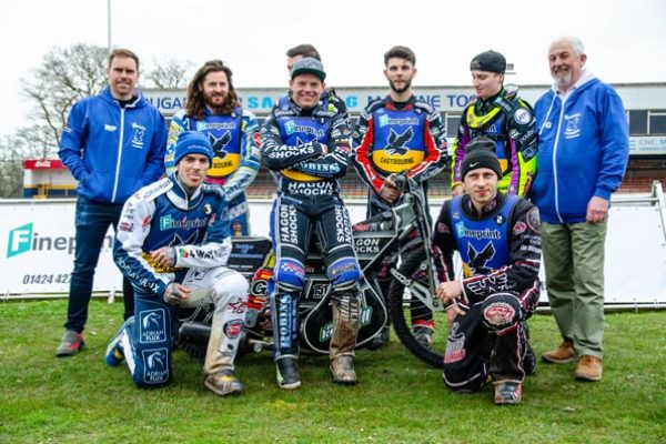 Eastbourne Eagles_2019_The team and Management