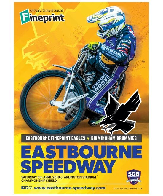 Eastbourne--Fineprint-Eagles-Programme