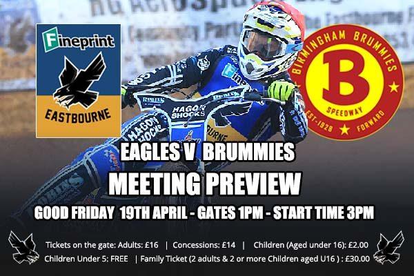 meeting preview_KO CUP_EAGLES BRUMMIES