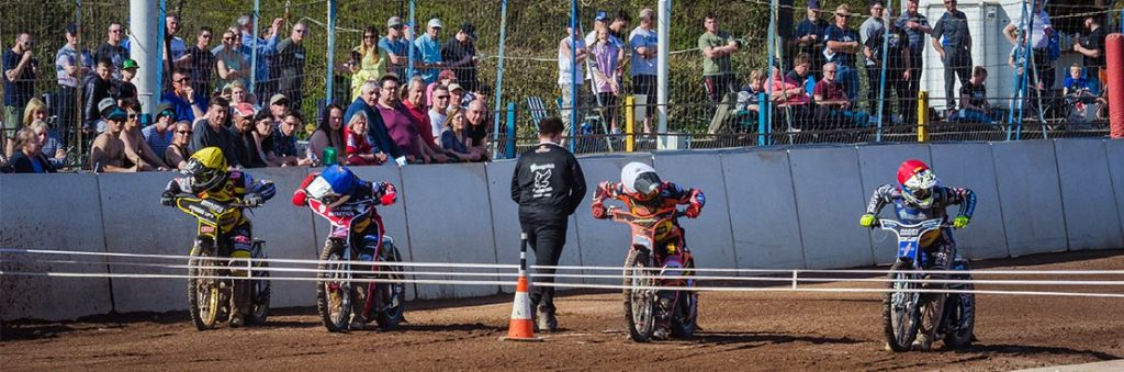 Eastbourne Eagles Start line