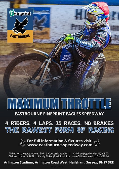 Eastbourne-Eagles-Speedway_Maximum-Throttle