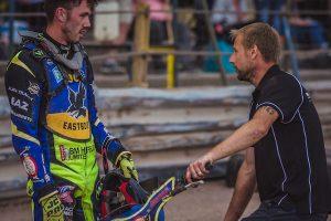 Wood and Chris Geer