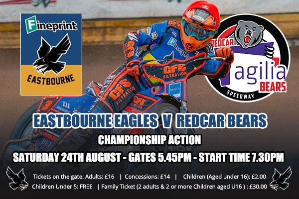 Eastbourne-Eagles-v-Redcar-Bears