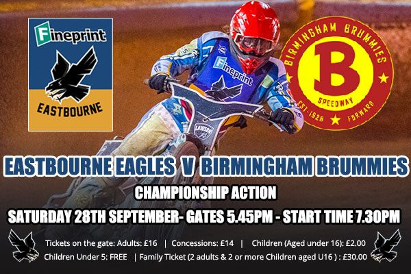 Eastbourne-Eagles-v-Birmingham-Brummies-Championship