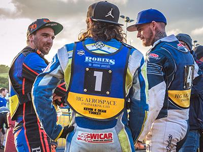 Eastbourne Eagles Speedway Racesuit sponsorship_2