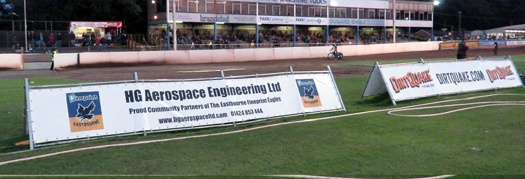 Eastbourne Eagles_Sponsorship_A Frame_1