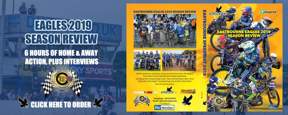 Eastbourne Eastbourne Eagles Speedway Season Review 2019