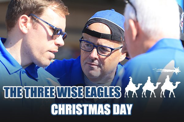 3 wise eagles_christmas