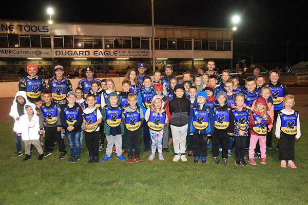 Eastbourne Eagles Community Programme