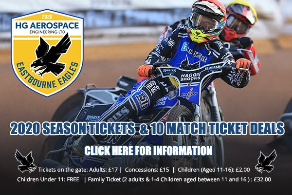 Eastbourne-HG-Eagles- Season Tickets