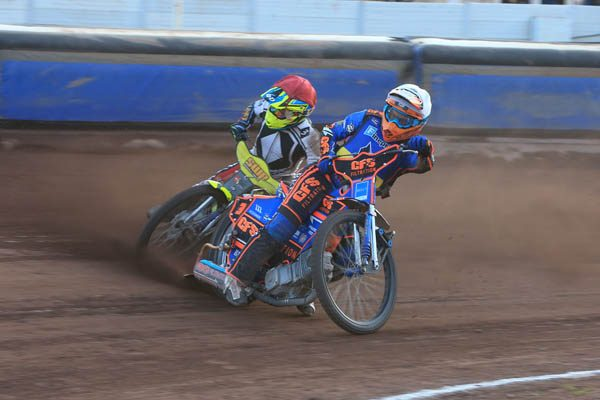 Kyle Newman Eastbourne Eagles