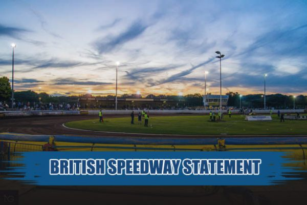 BSPA-Statement Eastbourne Eagles