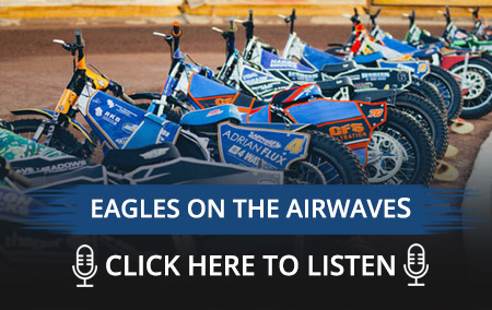 Eagles on the airwaves_Eastbourne Speedway Podcast