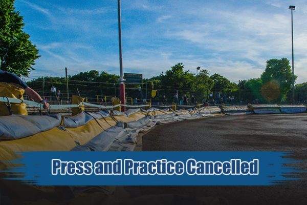 Eastbourne Eagles Cancel press and practice