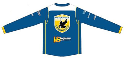 Eastbourne-Eagles-Speedway-Merchandise--Long-sleeve-TShirt-Back