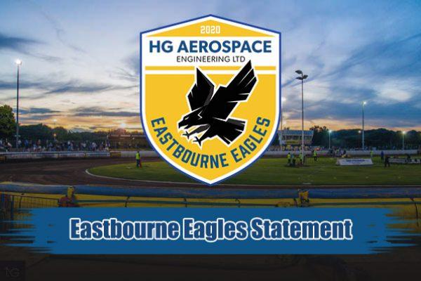 Eastbourne Eagles Speedway Statement