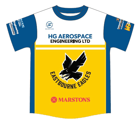Eastbourne HG Aerospace Eagles Speedway _TShirt