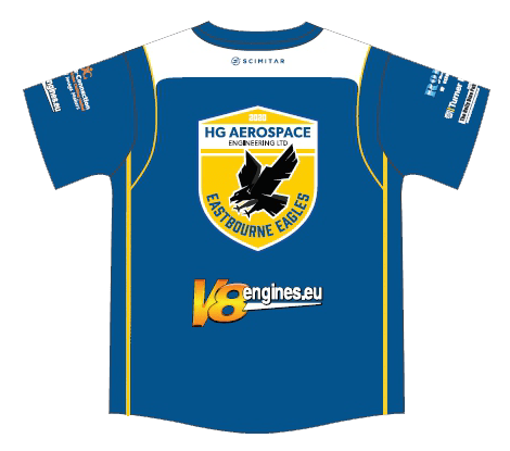 Eastbourne HG Aerospace Eagles _TShirt