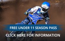 Eastbourne Speedway Free Season Pass Under 11s