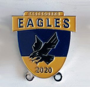 Eagles 2020 Metal Badge