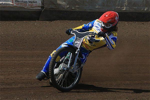 Richard Lawson Eastbourne Speedway