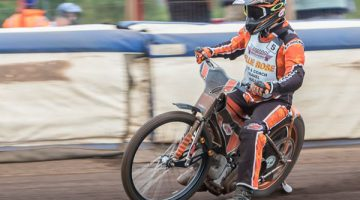Cesca Wright _ Eastbourne Seagulls Speedway