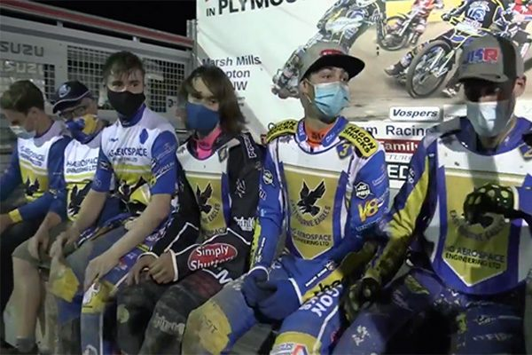 Eastbourne Eagles 3TT winners