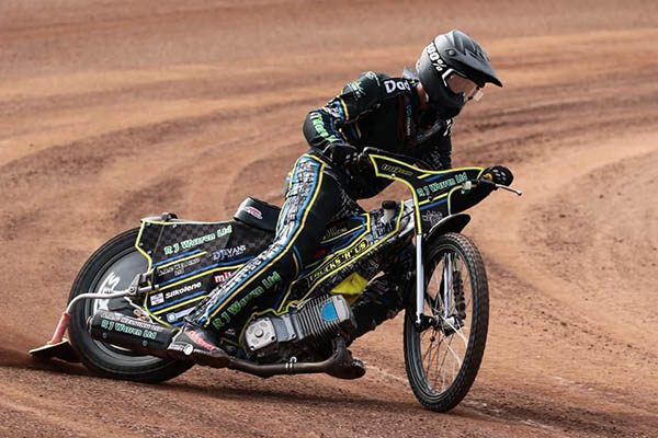 Josh Warren Eastbourne Seagulls Speedway