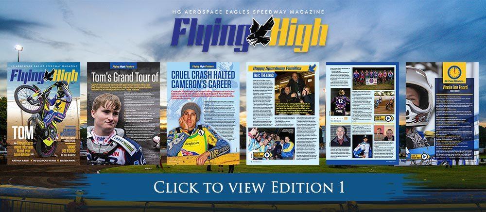 Flying-High-SplashFlying-High-Magazine_Edition-1_Eastbourne-HG-Aerospace-Eagles-Speedway